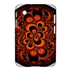 Fractals Ball About Abstract Samsung Galaxy Tab 2 (7 ) P3100 Hardshell Case