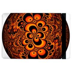 Fractals Ball About Abstract Ipad Air 2 Flip by Nexatart