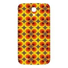 Seventies Hippie Psychedelic Circle Samsung Galaxy Mega I9200 Hardshell Back Case by Nexatart