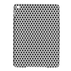 Diamond Black White Shape Abstract Ipad Air 2 Hardshell Cases