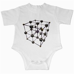 Grid Construction Structure Metal Infant Creepers by Nexatart