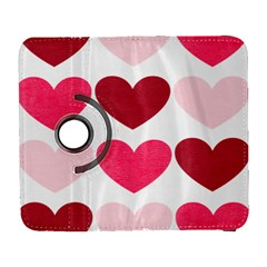 Valentine S Day Hearts Galaxy S3 (flip/folio)