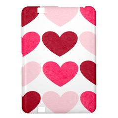 Valentine S Day Hearts Kindle Fire HD 8.9  by Nexatart