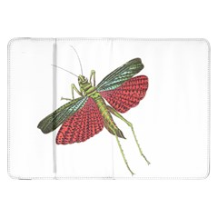 Grasshopper Insect Animal Isolated Samsung Galaxy Tab 8 9  P7300 Flip Case by Nexatart