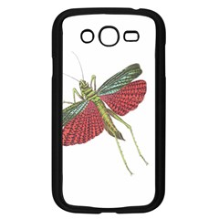 Grasshopper Insect Animal Isolated Samsung Galaxy Grand DUOS I9082 Case (Black) by Nexatart