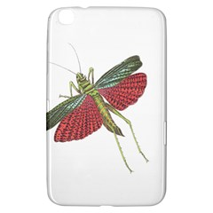 Grasshopper Insect Animal Isolated Samsung Galaxy Tab 3 (8 ) T3100 Hardshell Case  by Nexatart