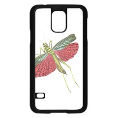 Grasshopper Insect Animal Isolated Samsung Galaxy S5 Case (black)