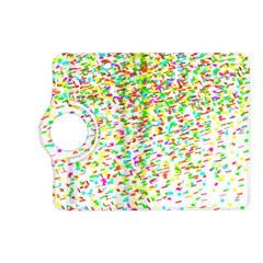 Confetti Celebration Party Colorful Kindle Fire Hd (2013) Flip 360 Case by Nexatart