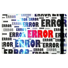 Error Crash Problem Failure Apple Ipad 2 Flip Case by Nexatart