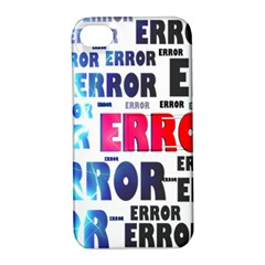 Error Crash Problem Failure Apple Iphone 4/4s Hardshell Case With Stand