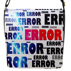 Error Crash Problem Failure Flap Messenger Bag (s)