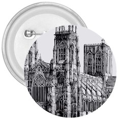 York Cathedral Vector Clipart 3  Buttons