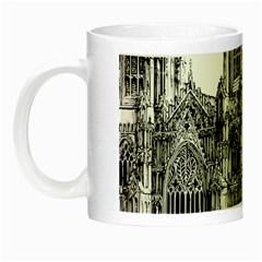 York Cathedral Vector Clipart Night Luminous Mugs by Nexatart