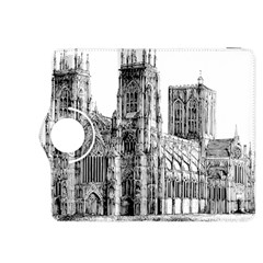 York Cathedral Vector Clipart Kindle Fire Hdx 8 9  Flip 360 Case