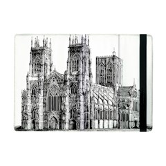 York Cathedral Vector Clipart Ipad Mini 2 Flip Cases
