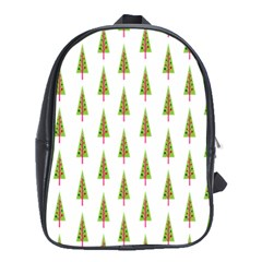 Christmas Tree School Bags (xl)