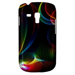 Abstract Rainbow Twirls Galaxy S3 Mini