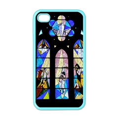 Art Church Window Apple Iphone 4 Case (color)