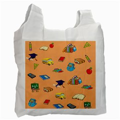 School Rocks! Recycle Bag (One Side)