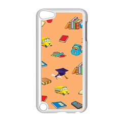 School Rocks! Apple Ipod Touch 5 Case (white) by athenastemple