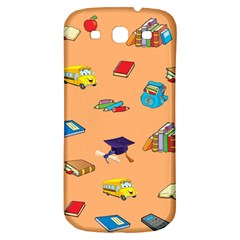 School Rocks! Samsung Galaxy S3 S Iii Classic Hardshell Back Case by athenastemple
