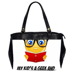 Geek Kid Office Handbags (2 Sides)