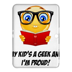 Geek Kid Samsung Galaxy Tab 4 (10 1 ) Hardshell Case  by athenastemple