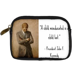 A Child Is Miseducated    Digital Camera Cases by athenastemple