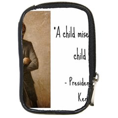 A Child Is Miseducated    Compact Camera Cases by athenastemple