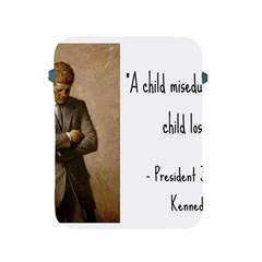 A Child Is Miseducated    Apple Ipad 2/3/4 Protective Soft Cases by athenastemple