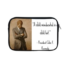 A Child Is Miseducated    Apple Ipad Mini Zipper Cases by athenastemple