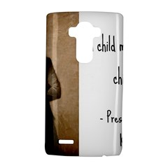 A Child Is Miseducated    Lg G4 Hardshell Case by athenastemple