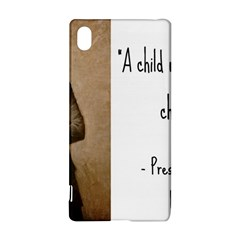 A Child Is Miseducated    Sony Xperia Z3+ by athenastemple