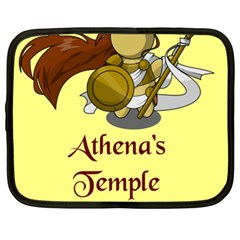 Athena s Temple Netbook Case (xxl)  by athenastemple