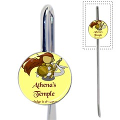 Athena s Temple Book Mark by athenastemple