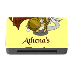 Athena s Temple Memory Card Reader With Cf by athenastemple