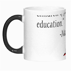 Fruit Of Education Morph Mugs by athenastemple