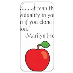 Fruit Of Education Apple Iphone 5 Classic Hardshell Case by athenastemple