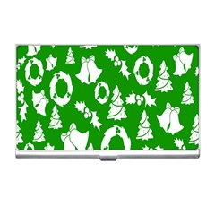 Backdrop Background Card Christmas Business Card Holders