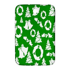 Backdrop Background Card Christmas Samsung Galaxy Note 8 0 N5100 Hardshell Case