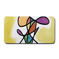 Art Abstract Exhibition Colours Medium Bar Mats
