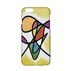 Art Abstract Exhibition Colours Apple Iphone 6/6s Hardshell Case