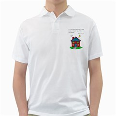 No School Greater    Golf Shirts by athenastemple