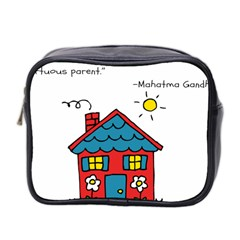 No School Greater    Mini Toiletries Bag 2 Side by athenastemple