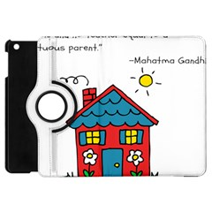 No School Greater    Apple Ipad Mini Flip 360 Case by athenastemple