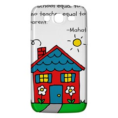 No School Greater    Samsung Galaxy Mega 5 8 I9152 Hardshell Case  by athenastemple