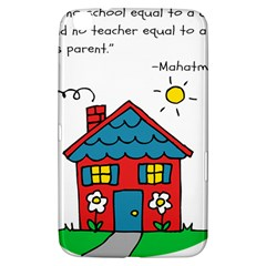 No School Greater    Samsung Galaxy Tab 3 (8 ) T3100 Hardshell Case  by athenastemple
