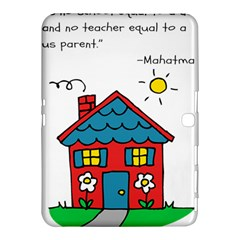 No School Greater    Samsung Galaxy Tab 4 (10 1 ) Hardshell Case  by athenastemple