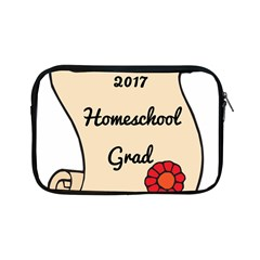 2017 Homeschool Grad! Apple Ipad Mini Zipper Cases by athenastemple