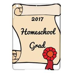 2017 Homeschool Grad! Ipad Air Hardshell Cases by athenastemple